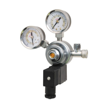 ARCHAEA Dual Gauge PRO CO2 Regulator